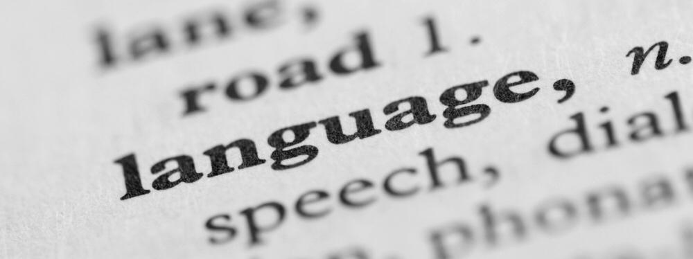 Scelta di linguaggio: problema ocriticità?