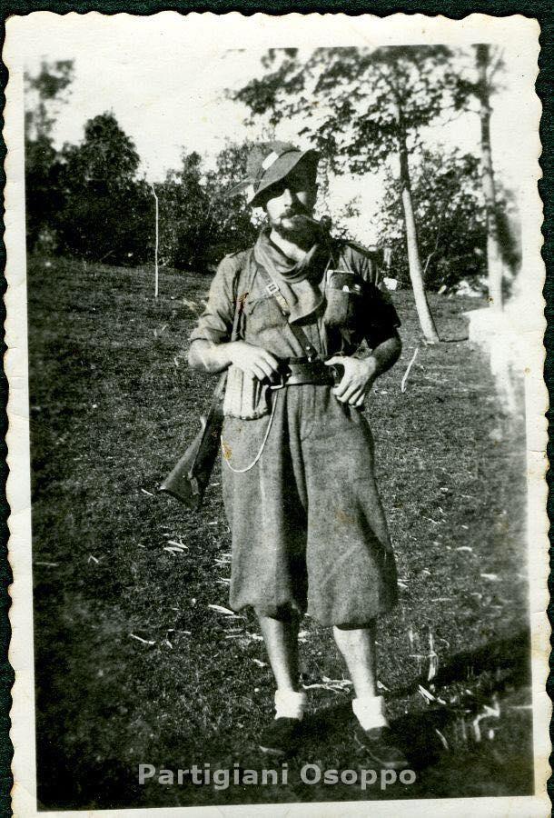 Arrigo Secco, partigiano
